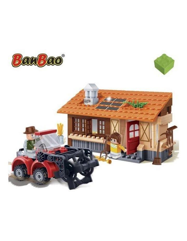 Eco Farm - Harvester Tractor 8583 image 3