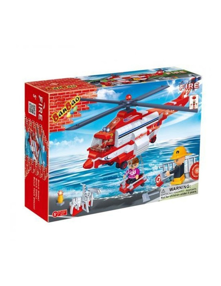 Fire and Rescue - Fire Rescue Helicopter 8315 image 1