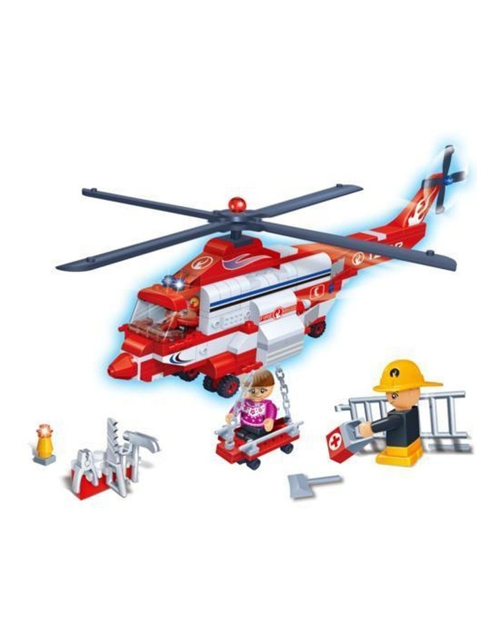 Fire and Rescue - Fire Rescue Helicopter 8315 image 2