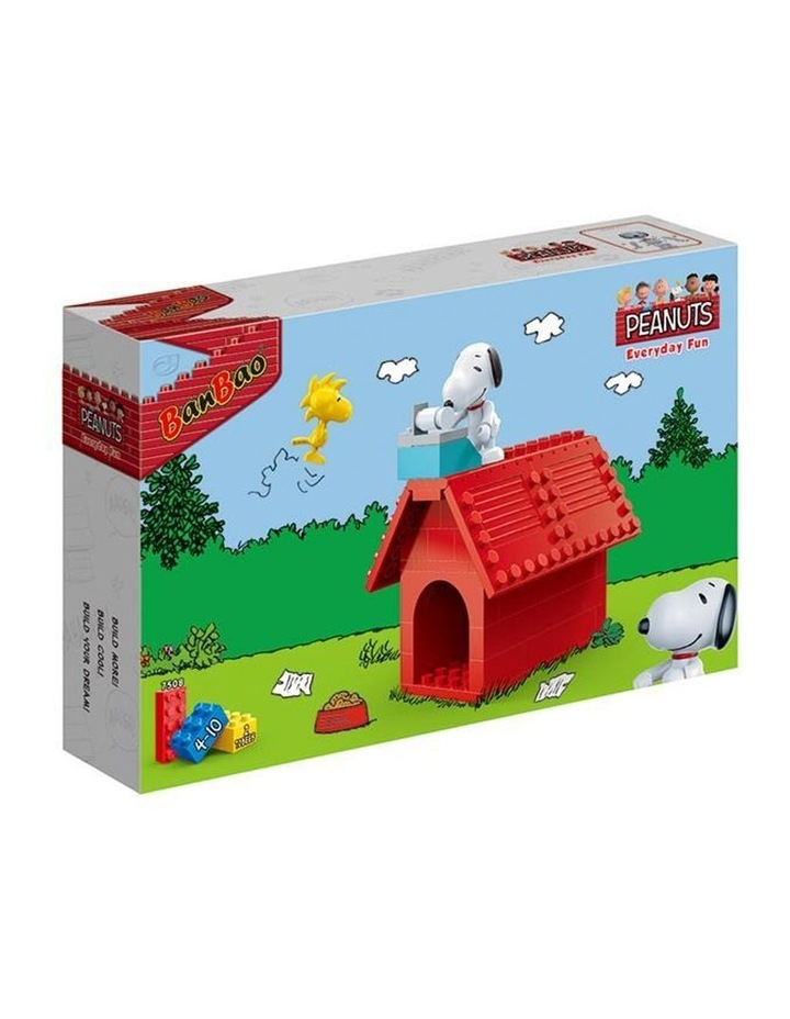 Peanuts - Snoopy House 7508 image 1