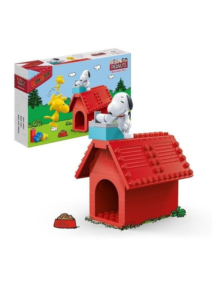 Peanuts - Snoopy House 7508 image 2