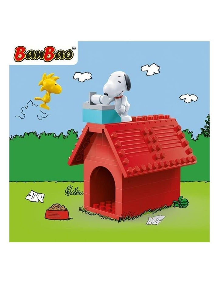 Peanuts - Snoopy House 7508 image 3