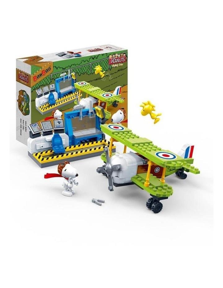 Peanuts - Snoopy's Aircraft Base 7522 image 2