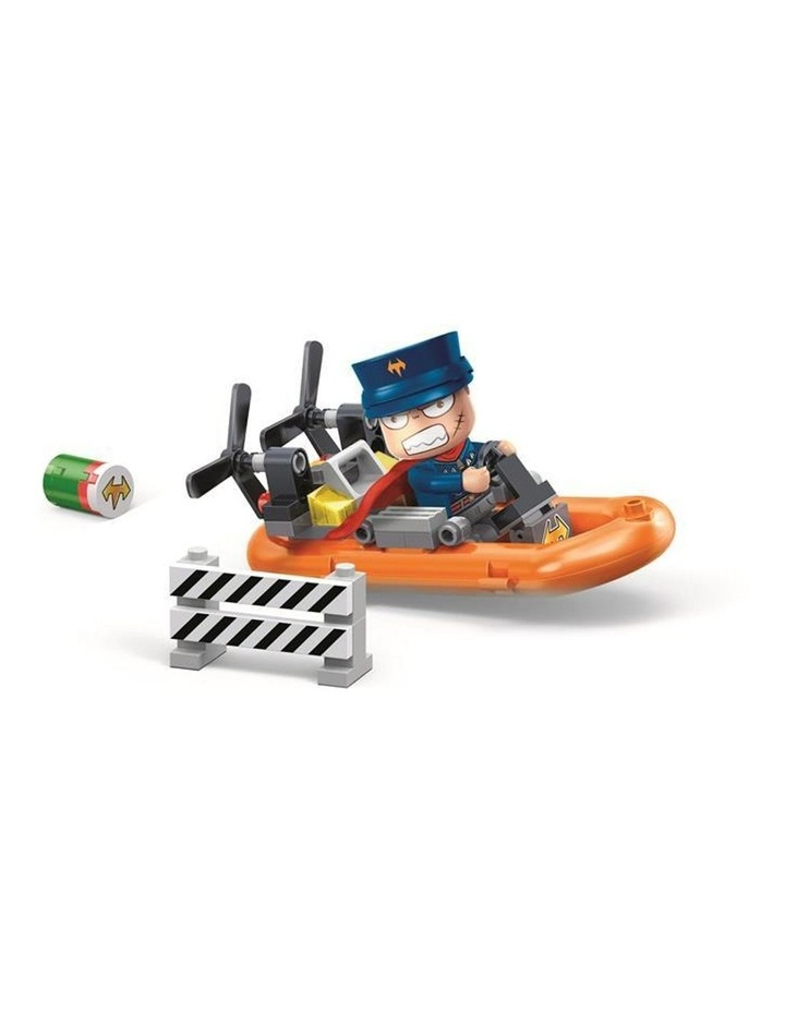 Cute Military - General Luther Hawk's Runner Ski Boat 6242 image 2
