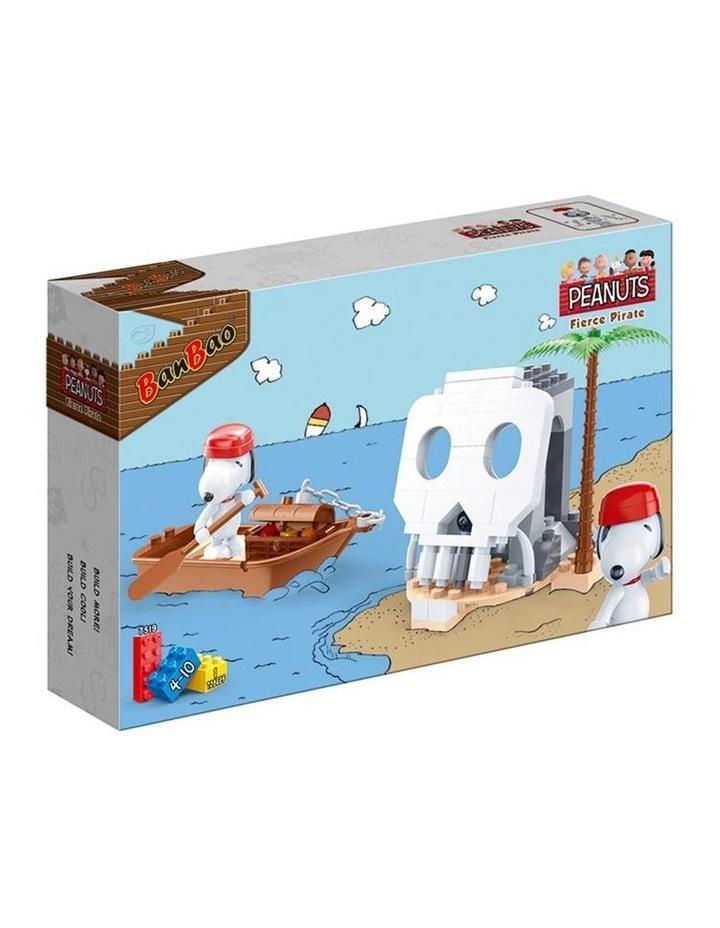Peanuts - Snoopy Pirate Skull Island 7519 image 1