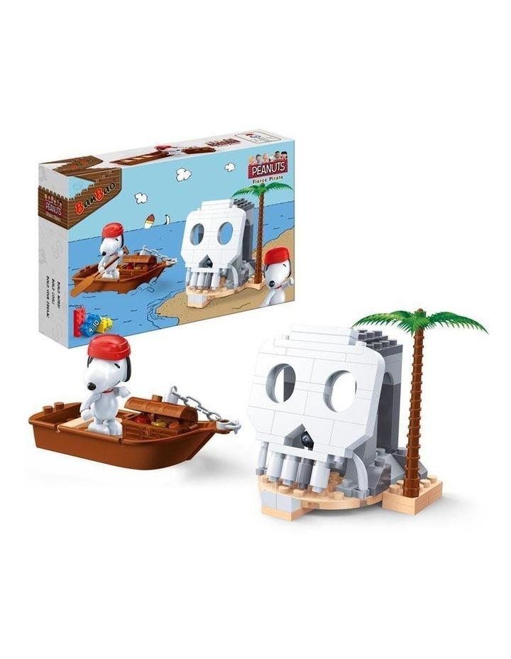 Peanuts - Snoopy Pirate Skull Island 7519 image 4
