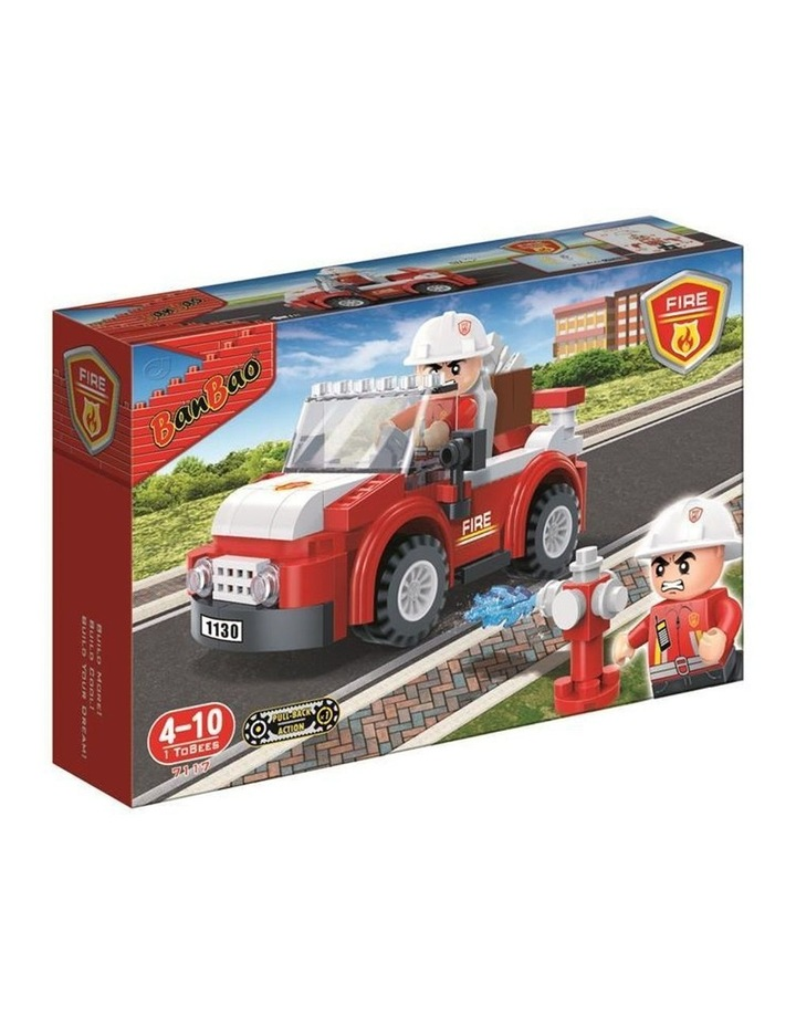 Fire and Rescue - Fire Captain Car 7117 image 1