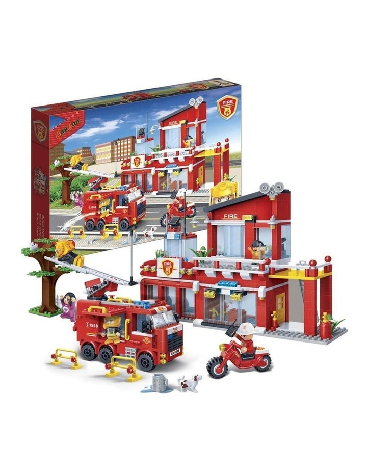 Fire and Rescue - Fire Central Station 7101 image 3