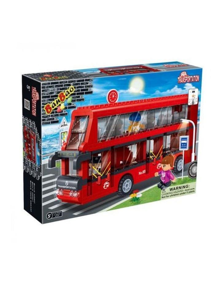 City Transport - Double Decker Bus 8769 image 1