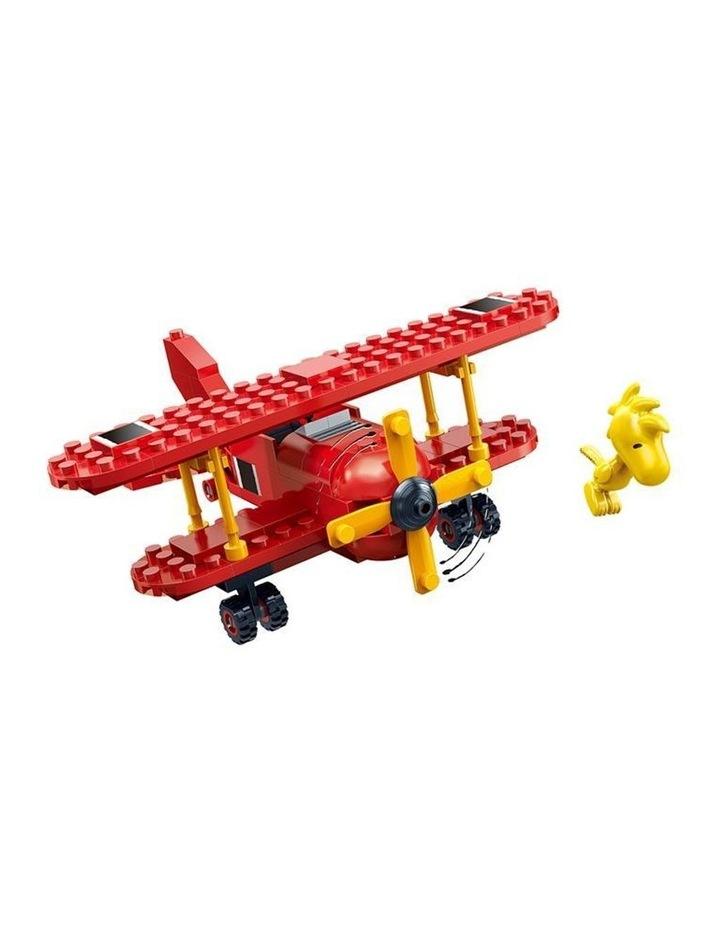 Peanuts - Woodstock's Plane 7523 image 2