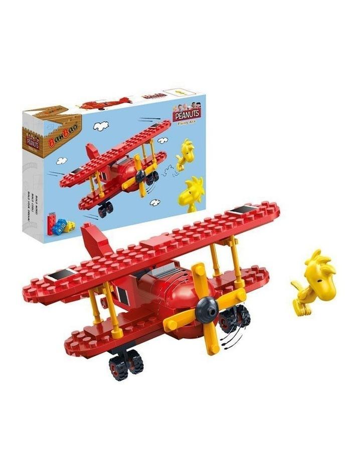 Peanuts - Woodstock's Plane 7523 image 3