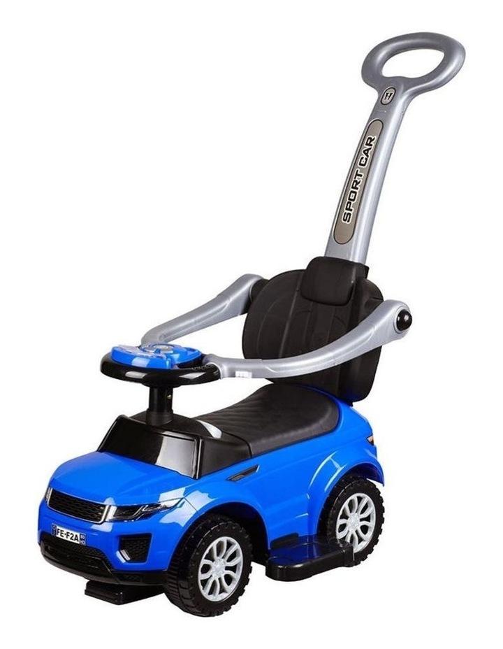Range Rover-Inspired Kids Ride On Car - Blue image 1