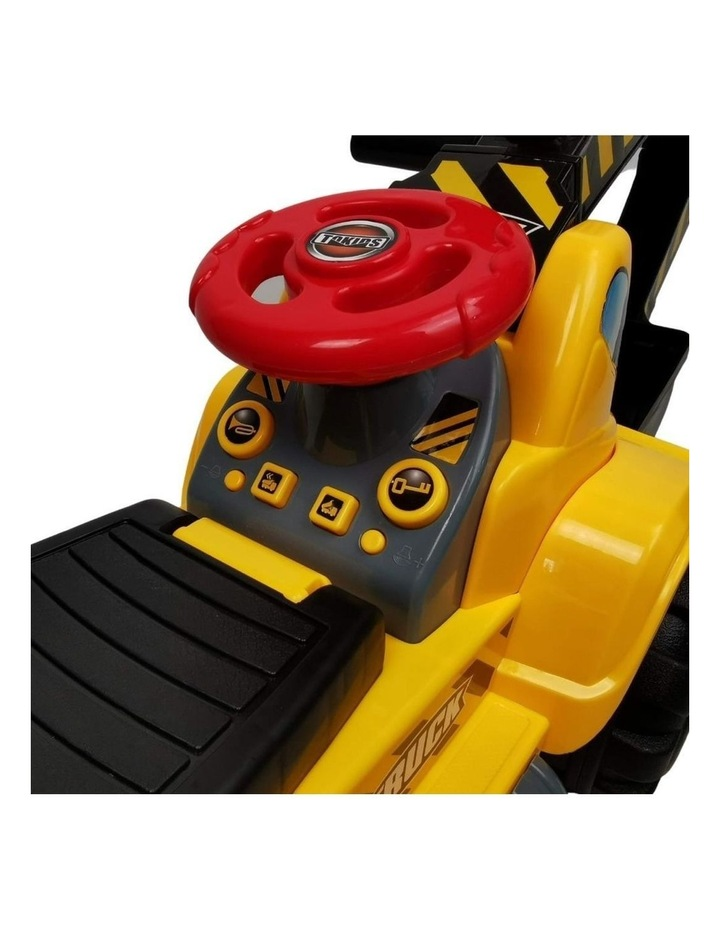 Kids Excavator Digger Ride-On Toy Truck image 5