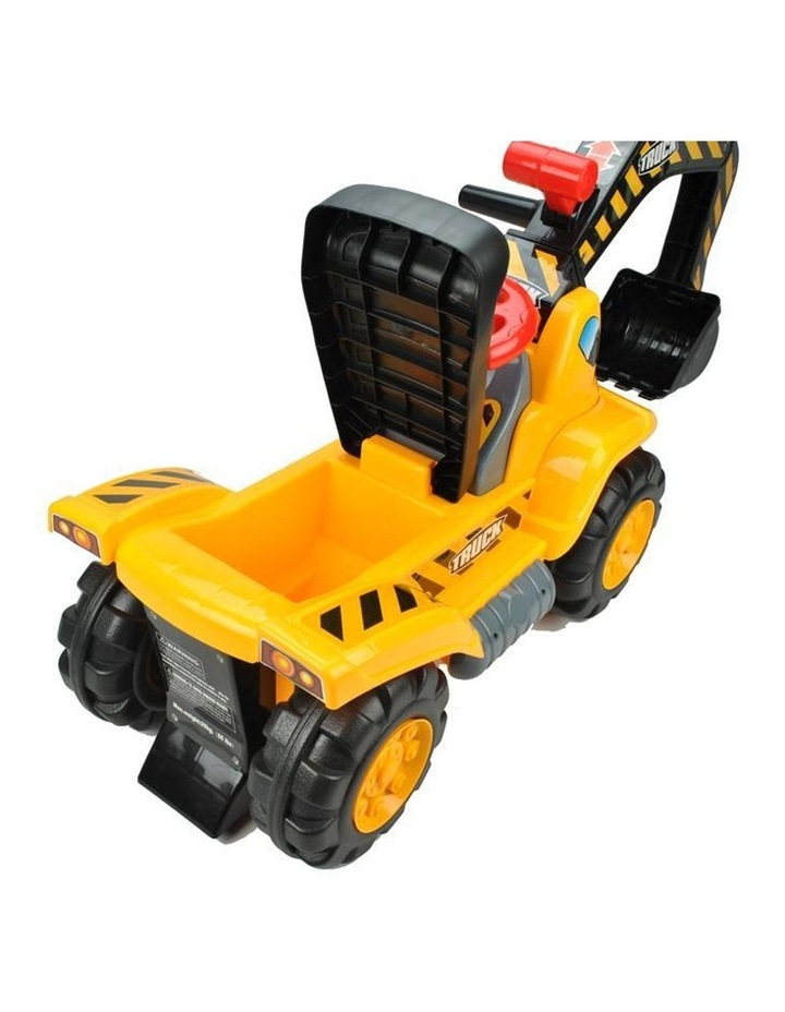 Kids Excavator Digger Ride-On Toy Truck image 6