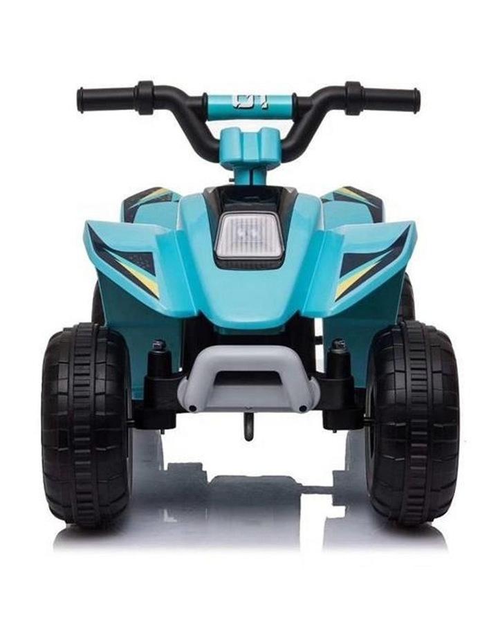 6V Kids Electric Ride On ATV Quad Bike 4 Wheeler Toy Car - Aqua image 3