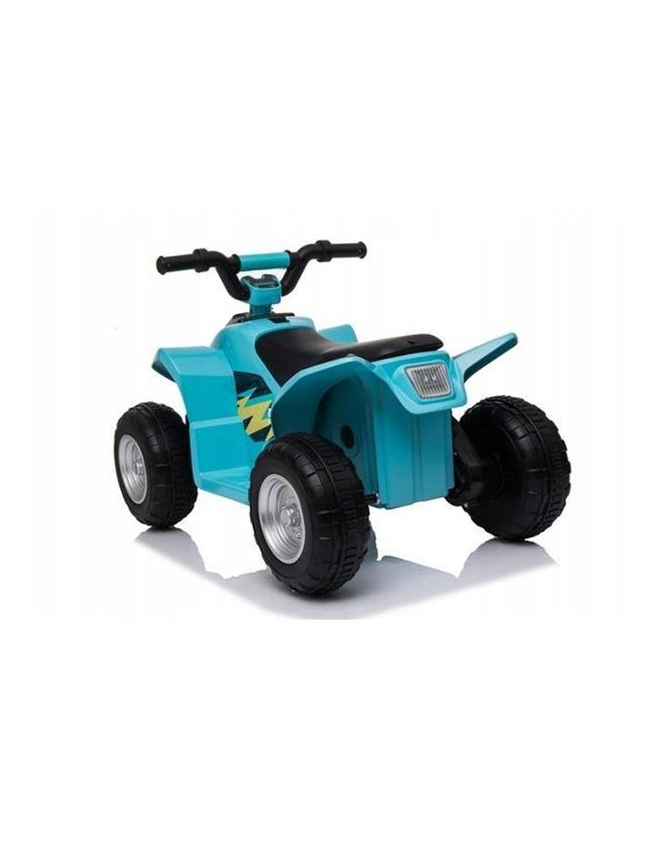 6V Kids Electric Ride On ATV Quad Bike 4 Wheeler Toy Car - Aqua image 5