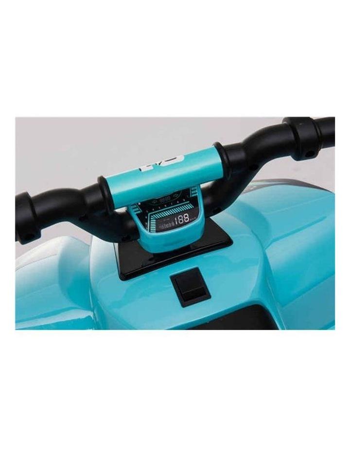 6V Kids Electric Ride On ATV Quad Bike 4 Wheeler Toy Car - Aqua image 6