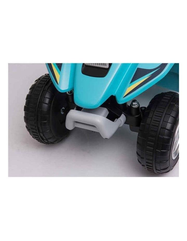 6V Kids Electric Ride On ATV Quad Bike 4 Wheeler Toy Car - Aqua image 7