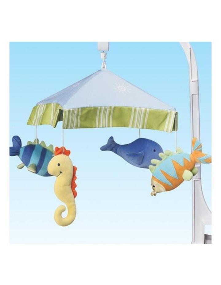 Musical Baby Cot Mobile - Seaworld image 3
