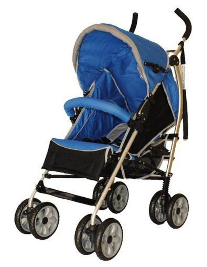 Travel Easy Lightweight Stroller - Blue image 1
