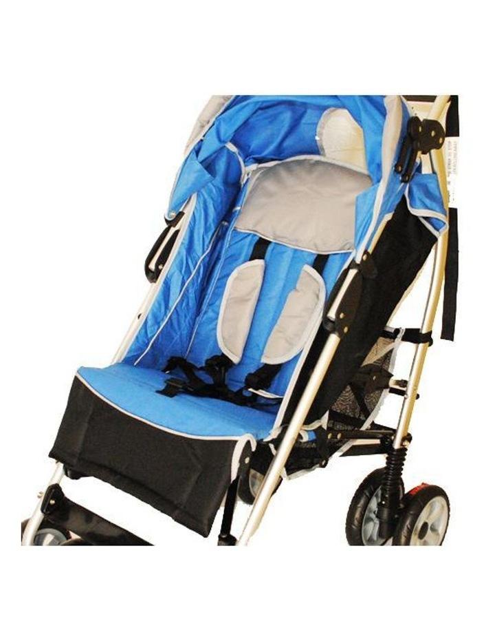Travel Easy Lightweight Stroller - Blue image 3