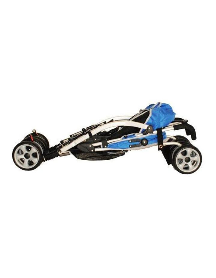 Travel Easy Lightweight Stroller - Blue image 5