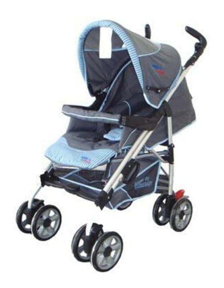 Mia Moda Veloce Deluxe Stroller - Calim Ciel image 1