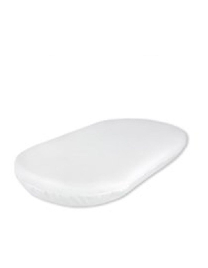 Bassinet Mattress - Ventilated. 720 x 340 x 75 mm / Tapered base image 1
