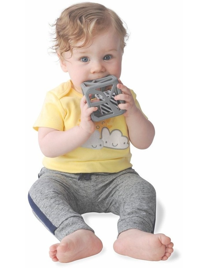 Chew Cube Grey image 3