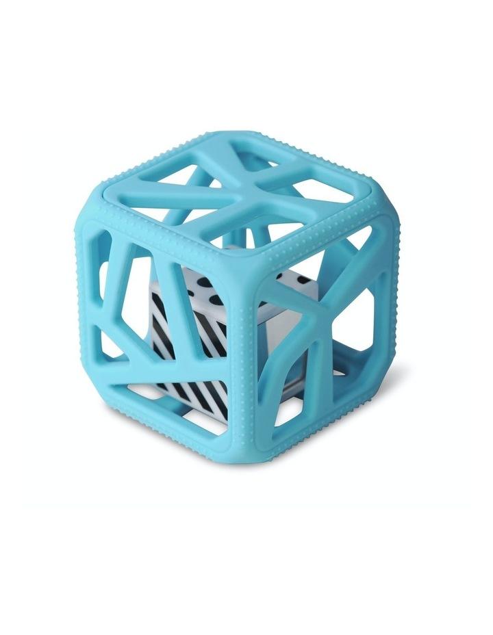 Chew Cube Blue image 1