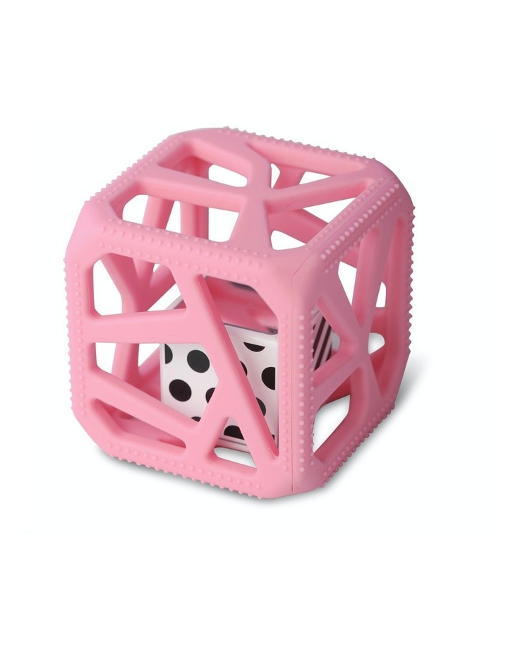 Chew Cube Pink image 1