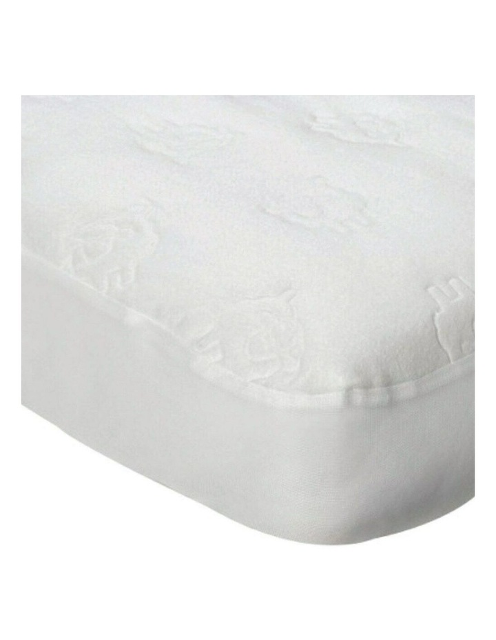 Travel Cot Water Resistant Pad image 2