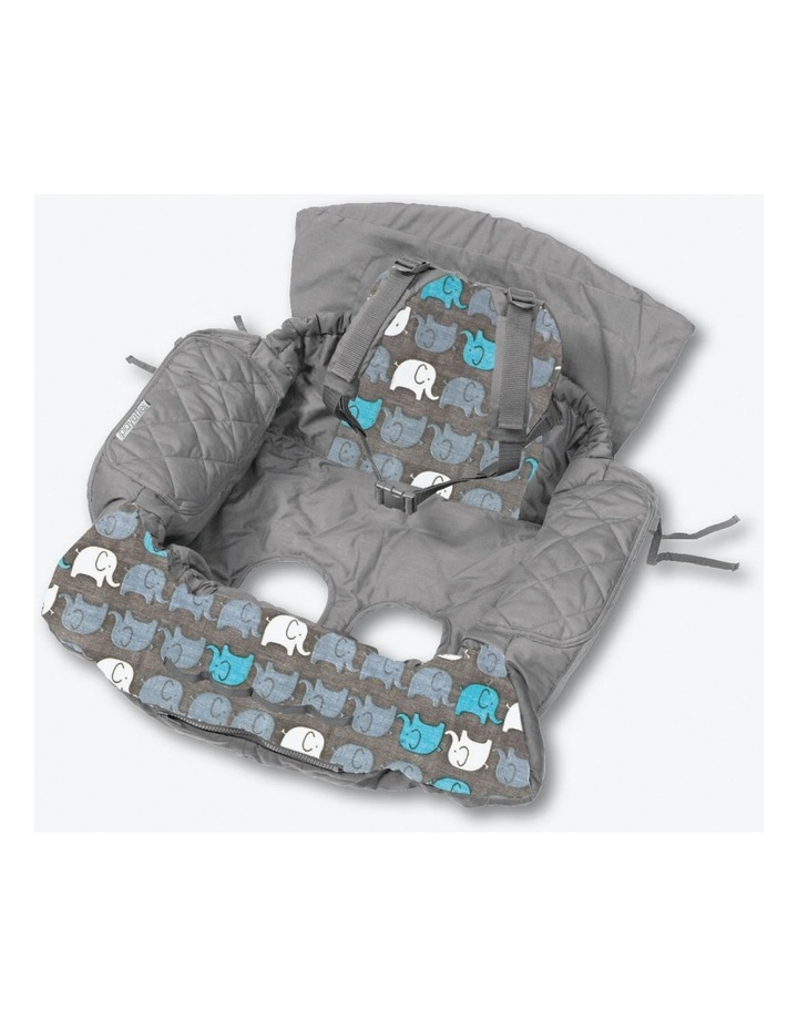Shopping Trolley and High Chair Cover Elephant image 1