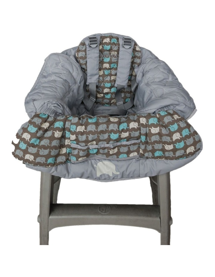 Shopping Trolley and High Chair Cover Elephant image 5