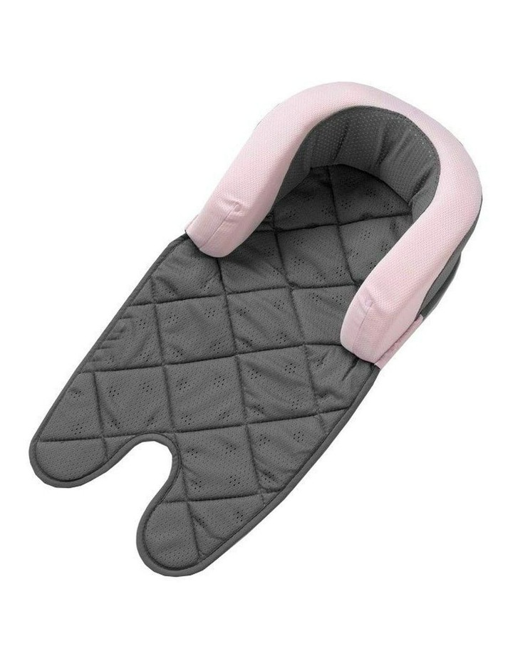 Air Flow Head Support Charcoal Pink image 1