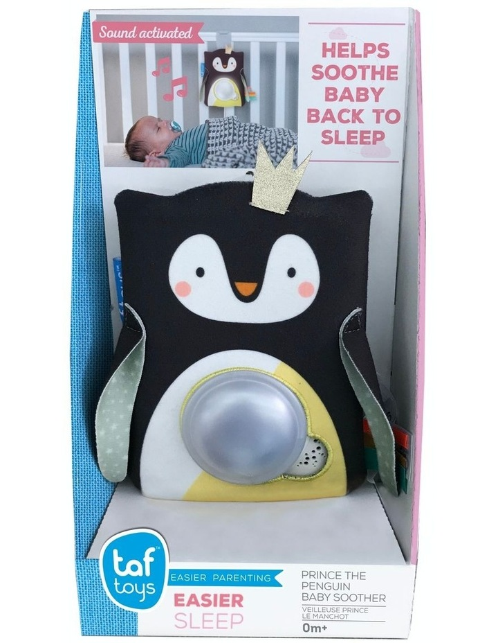 Prince Penguin Baby Soother image 2