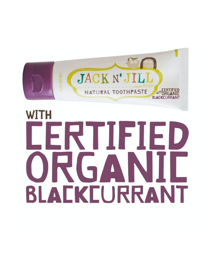 Toothpaste Blackcurrent image 2