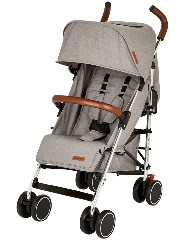 Ickle Bubba Discovery Stroller - Prime Model (inc. Footmuff , Cup Holder & Buggy Organiser) image 2