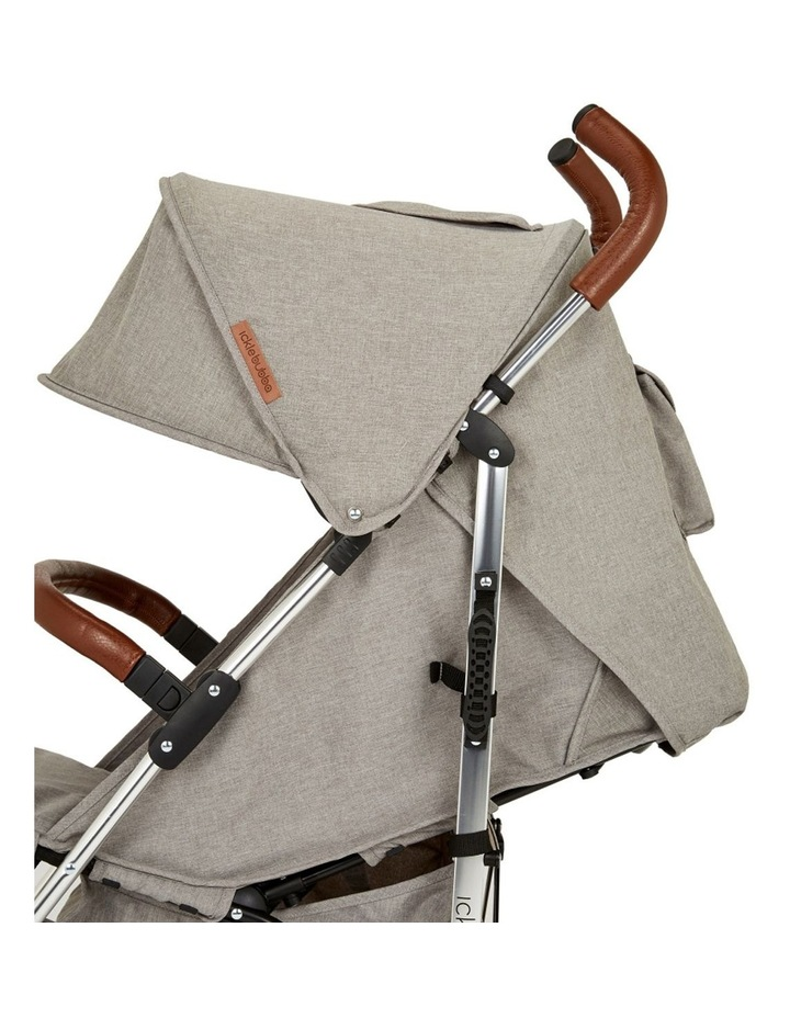 Ickle Bubba Discovery Stroller - Prime Model (inc. Footmuff , Cup Holder & Buggy Organiser) image 5