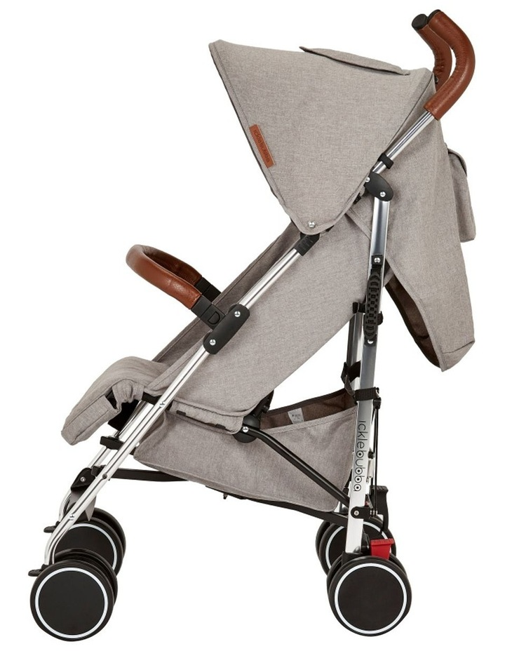Ickle Bubba Discovery Stroller - Prime Model (inc. Footmuff , Cup Holder & Buggy Organiser) image 7