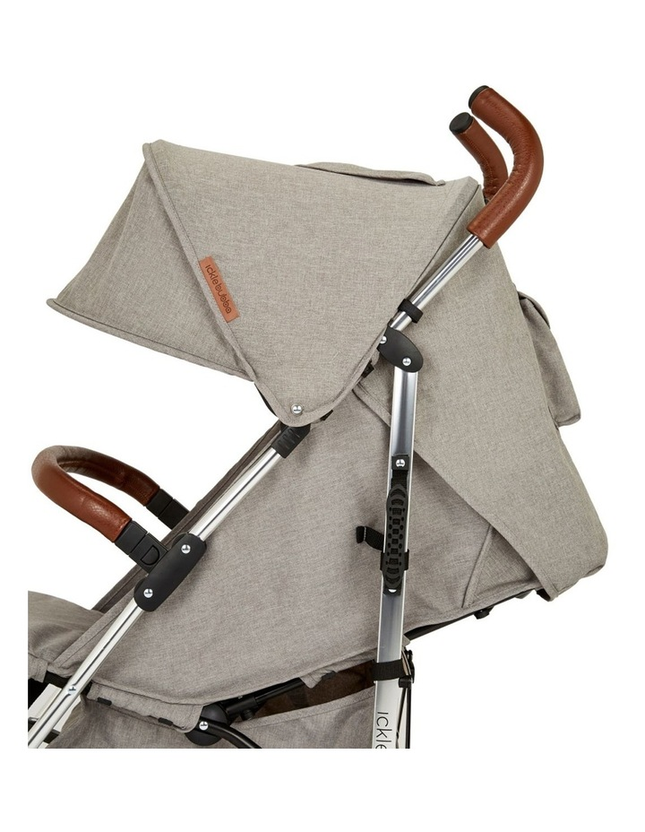 Ickle Bubba Discovery Stroller - Max Model (Upgrade including Footmuff & Cup Holder) image 6