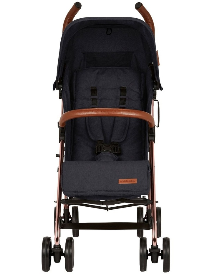Ickle Bubba Discovery Stroller - Max Model (Upgrade including Footmuff & Cup Holder) image 5