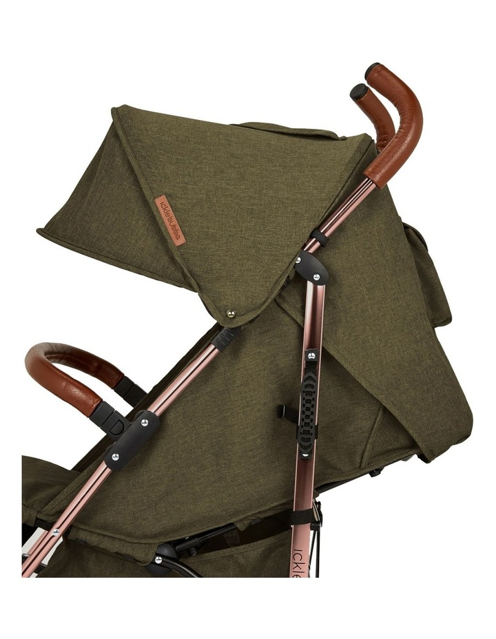 Ickle Bubba Discovery Stroller - Prime Model (inc. Footmuff, Cup Holder & Buggy Organiser) image 6