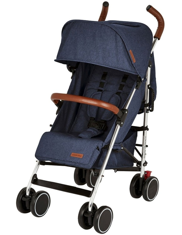 Ickle Bubba Discovery Stroller - Prime Model (inc. Footmuff, Cup Holder & Buggy Organiser) image 2