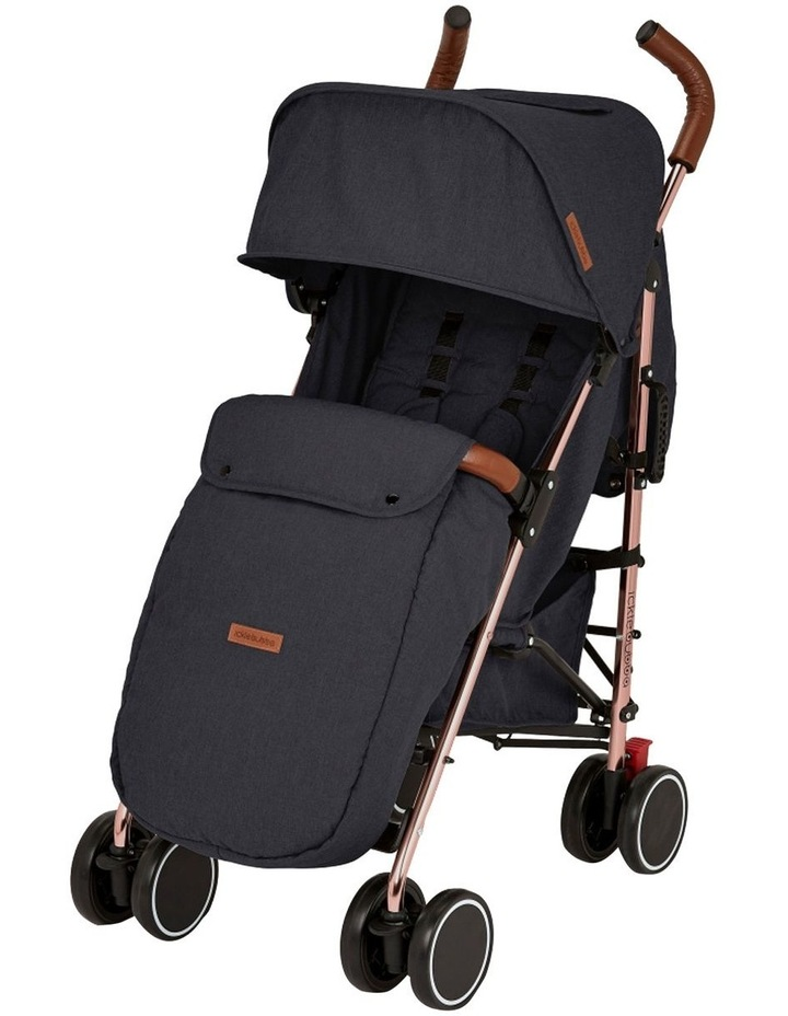 Ickle Bubba Discovery Stroller - Prime Model (inc. Footmuff, Cup Holder & Buggy Organiser) image 1