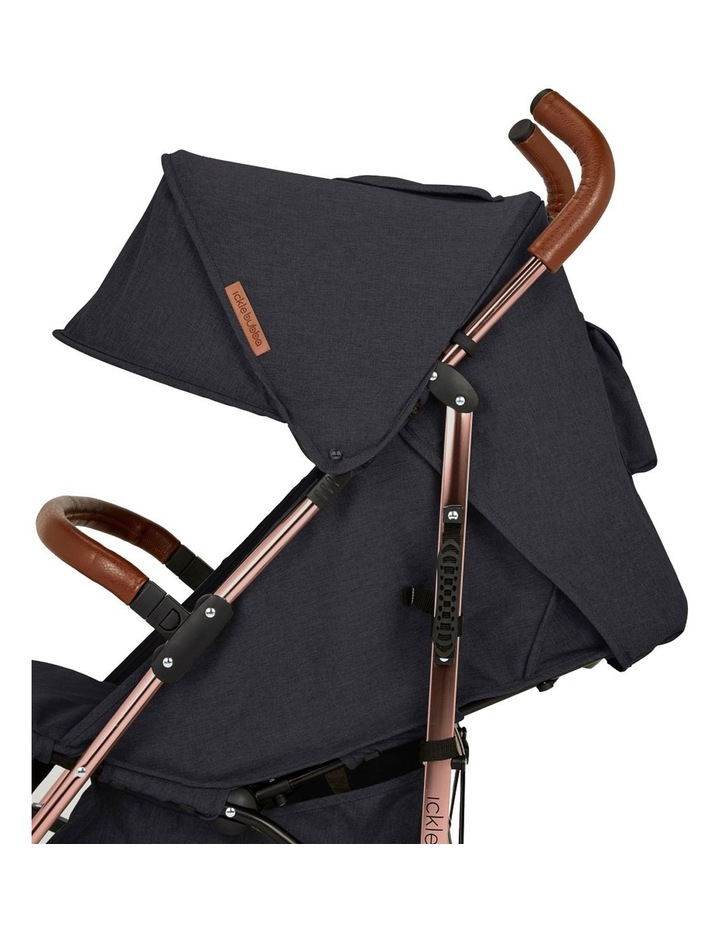 Ickle Bubba Discovery Stroller - Prime Model (inc. Footmuff, Cup Holder & Buggy Organiser) image 7
