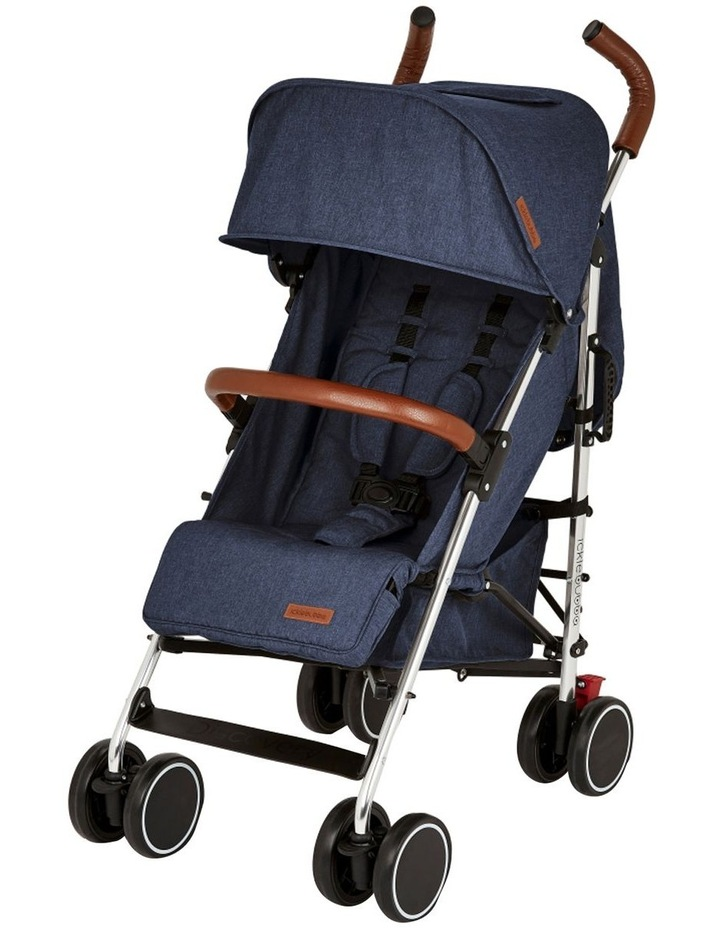 Ickle Bubba Discovery Stroller - Max Model (Upgrade including Footmuff & Cup Holder) image 2
