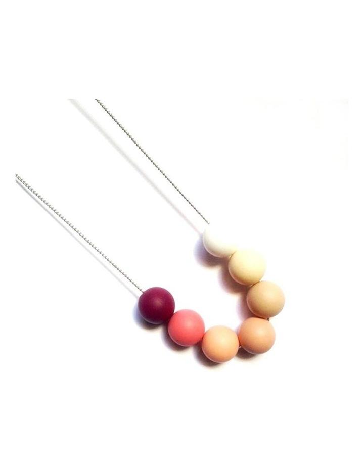 Gradient Necklace [ Blush ] image 1