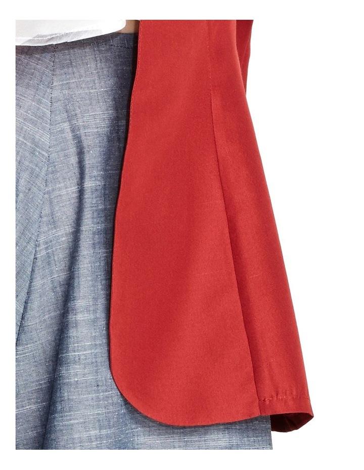 Ruby Tie Blazer image 5