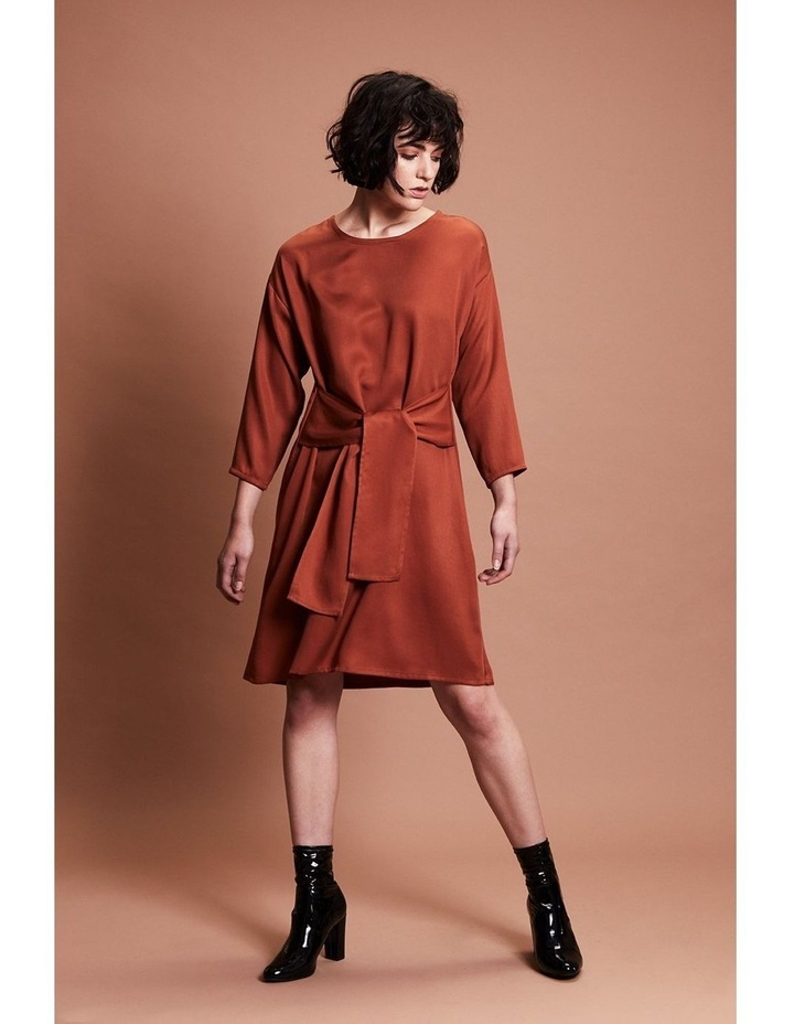 SAFFRON DRESS image 2